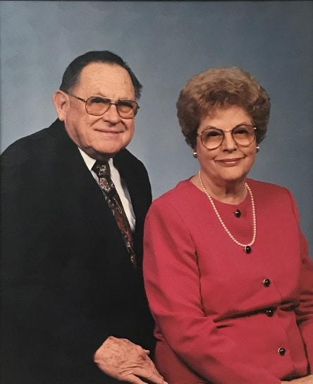 JCM Founders James and Gladys Morris