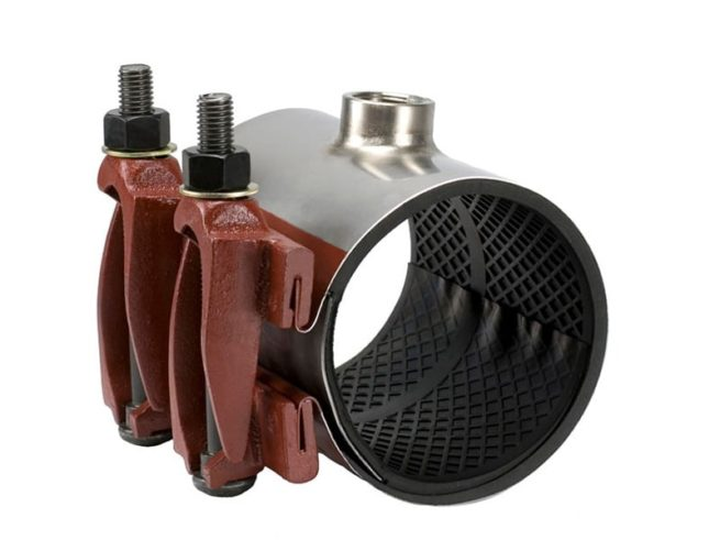 JCM 123 Gas Service Clamp