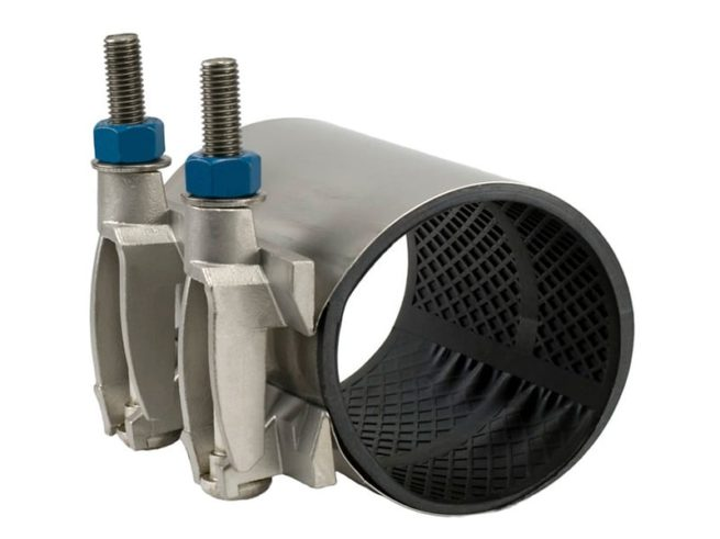 JCM 131 All Stainless Universal Clamp Coupling