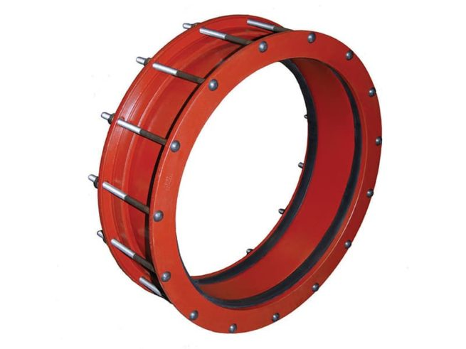 JCM 203 Steel Transition Coupling