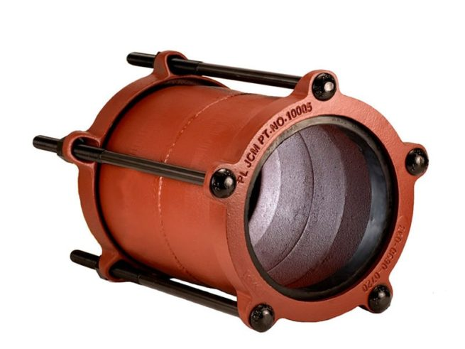 JCM 215 Long Ductile Iron Coupling