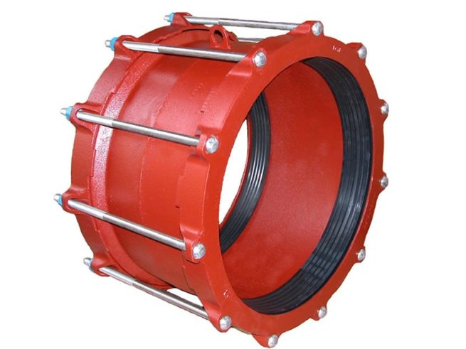JCM 242 Optimum Range Coupling