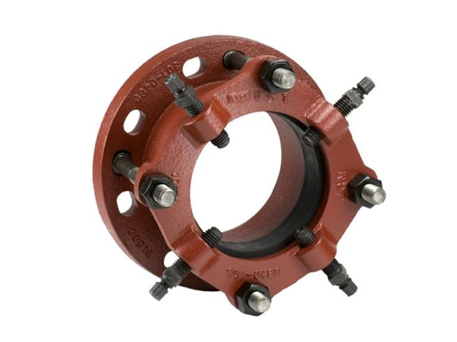 JCM 301 Restrained Cast Flanged Adapter