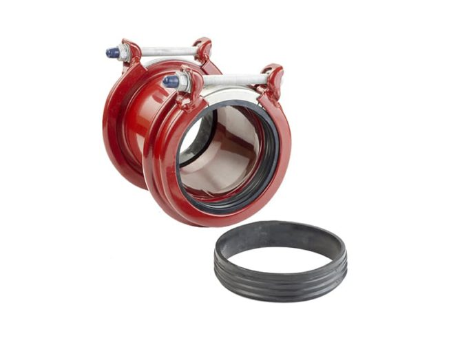 JCM 360 Optifit Coupling with Gasket Removed