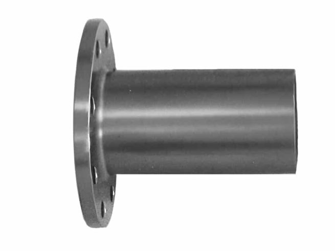 JCM 834 Flange x Plain End without Test Outlet