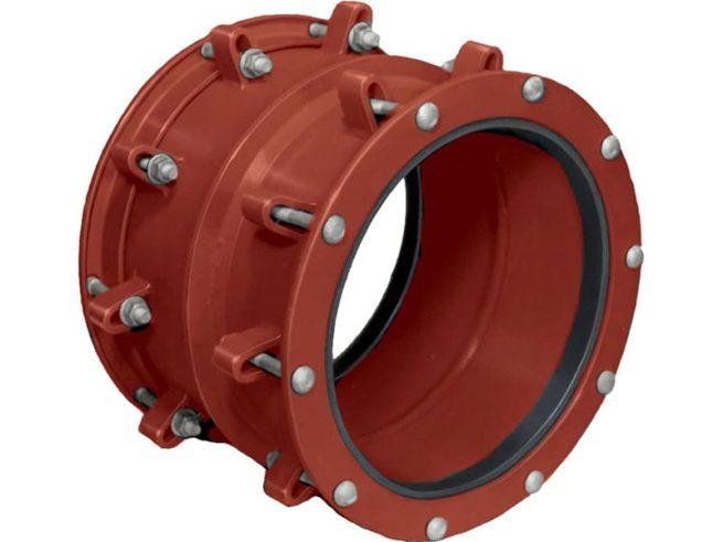 JCM 204 Steel Reducing Coupling